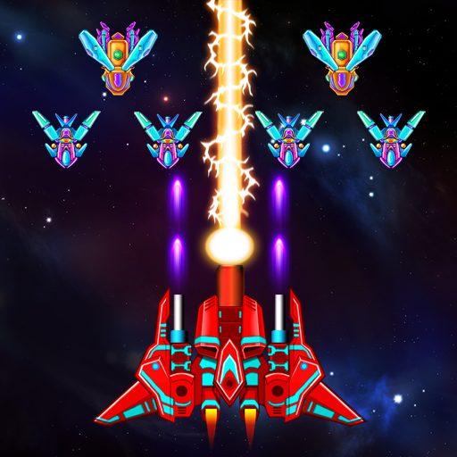Galaxy Attack: Alien Shooter APK 34.6