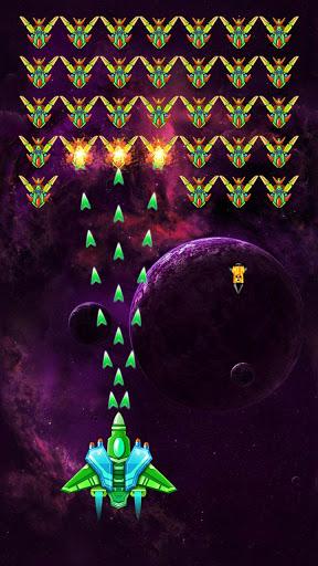 galaxy attack alien shooter apk mod free download 1
