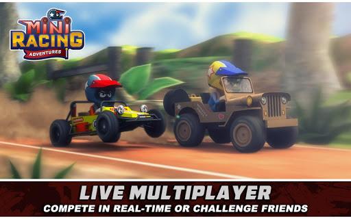 mini racing adventures apk mod free download 1