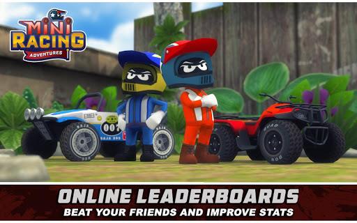 mini racing adventures apk mod free download 5