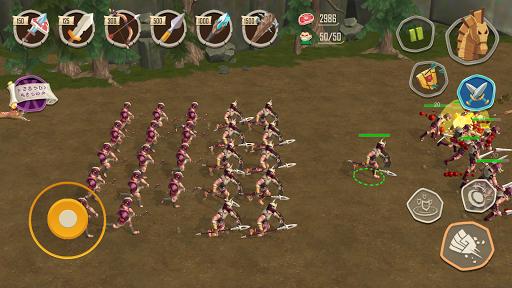 trojan war rise of the legendary sparta apk mod free download 3