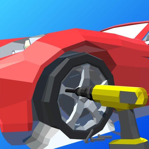 Car Restoration 3D Mod APK 2.5 (No ads)