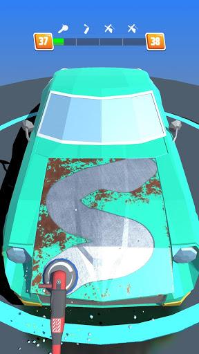 car restoration 3d apk mod free download 1