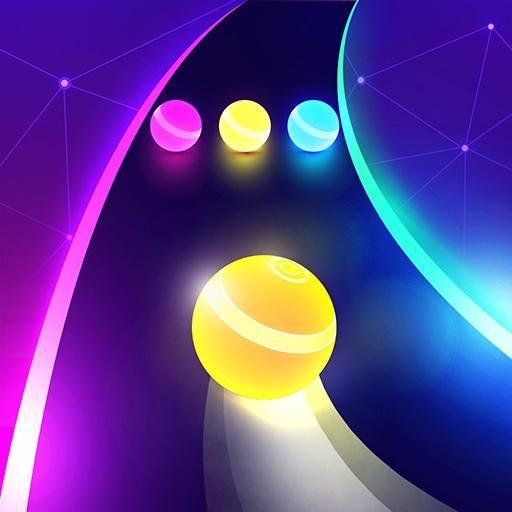 Dancing Road Color Ball Run Mod APK 1.8.4 ( No ads)