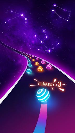 dancing road color ball run apk mod free download 1