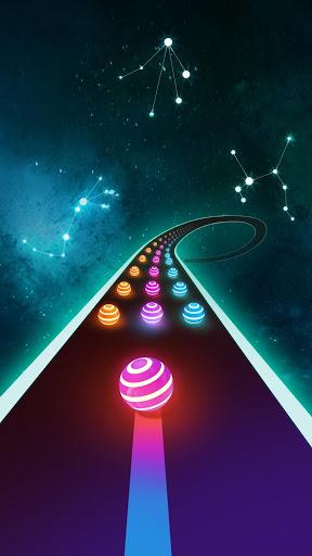 dancing road color ball run apk mod free download 3