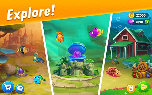 fishdom apk mod free download 3