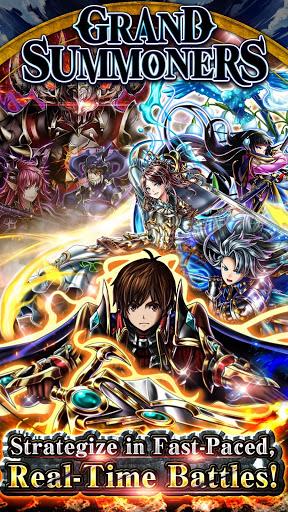 grand summoners apk mod free download 2
