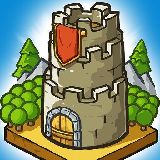 Grow Castle Mod APK 1.35.3 (Unlimited money and gems)