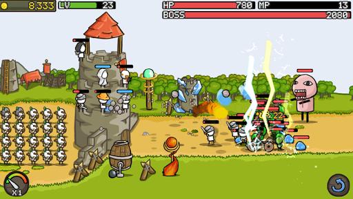 grow castle apk mod free download 2