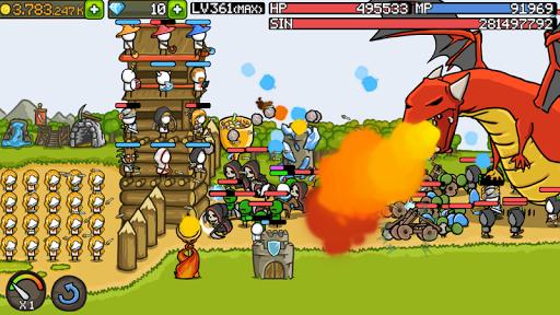 grow castle apk mod free download 3