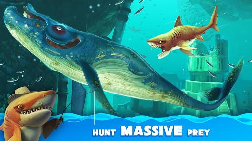 hungry shark world apk mod free download 4