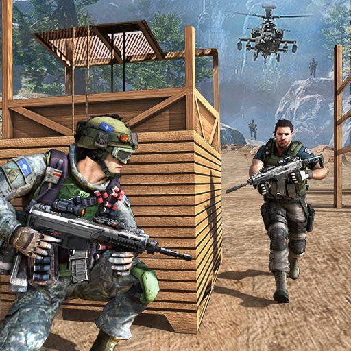 Real Commando Secret Mission Mod APK 18.5 (Unlimited money)