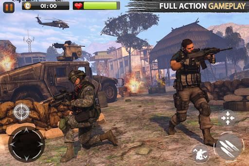real commando secret mission free shooting games apk mod free download 2