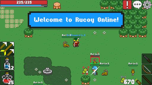 rucoy online apk mod free download 1
