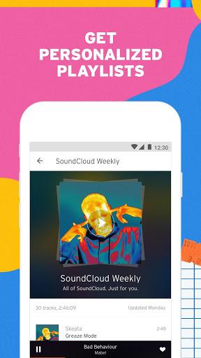 soundcloud music audio apk mod free download 2