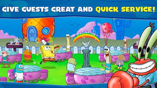 spongebob krusty cook off apk mod free download 3