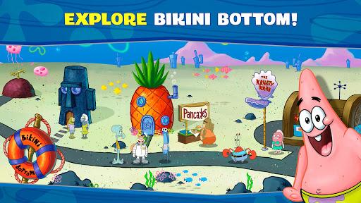 spongebob krusty cook off apk mod free download 4