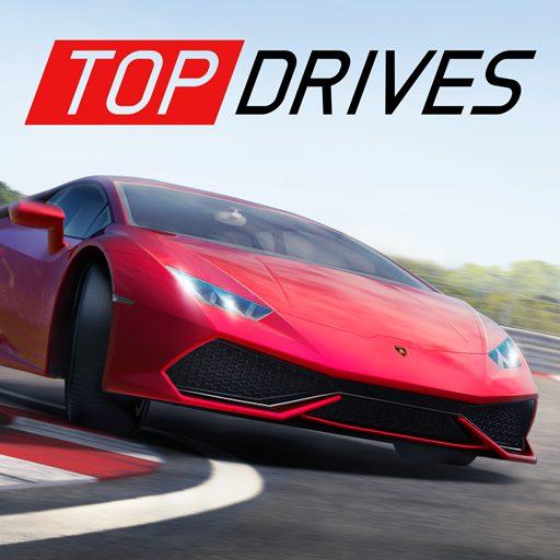Top Drives Mod APK 14.20.00.13218 (Unlimited money)