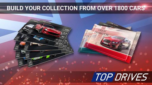 top drives car cards racing apk mod free download 2