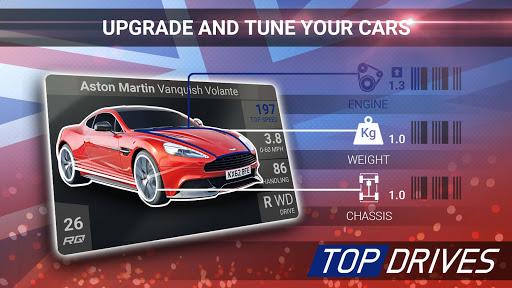 top drives car cards racing apk mod free download 3