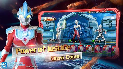 ultraman legend of heroes apk mod free download 4