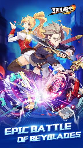 spin arena apk mod free download 1