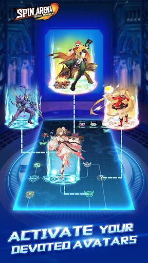 spin arena apk mod free download 3