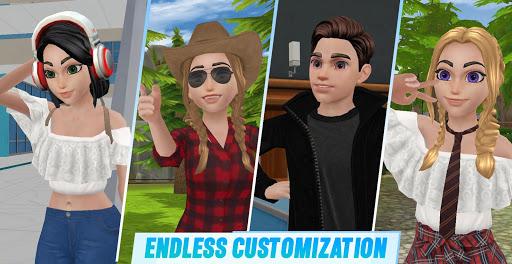 virtual sim story dream life apk mod free download 1