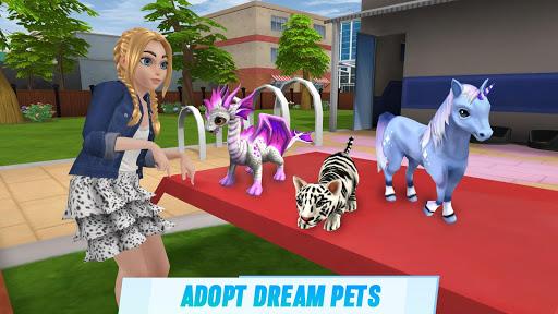 virtual sim story dream life apk mod free download 3
