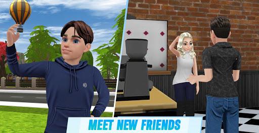 virtual sim story dream life apk mod free download 4