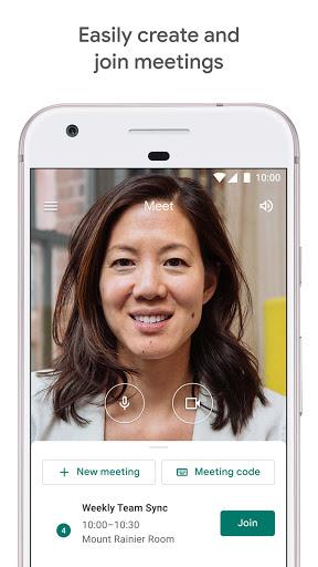 google meet secure video meetings apk mod free download 1