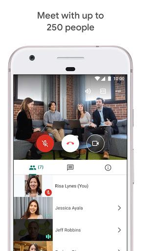 google meet secure video meetings apk mod free download 3