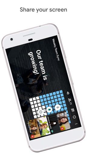 google meet secure video meetings apk mod free download 4