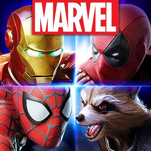Marvel Strike Force Mod APK 5.5.1 (Auto win)