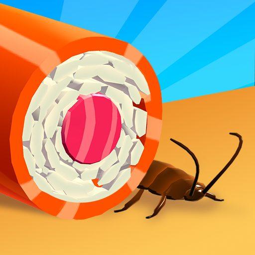 Sushi Roll 3D Mod APK 1.6.4 (Unlimited money)