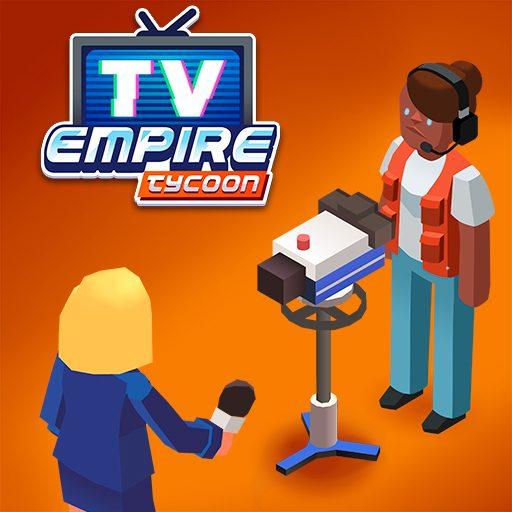 TV Empire Tycoon Mod APK 1.11 (Unlimited money)
