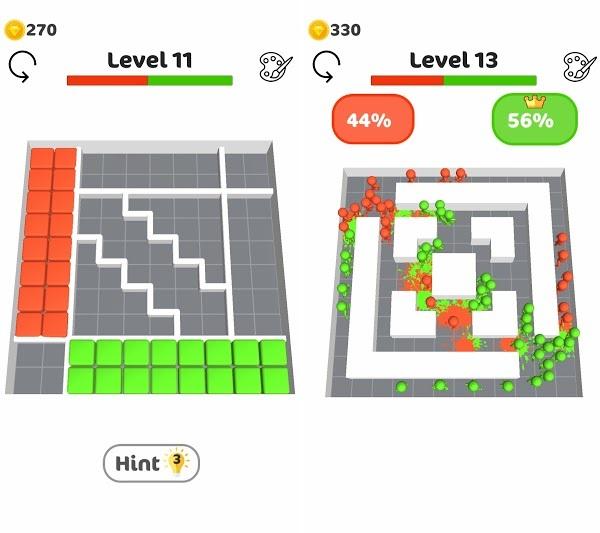 Blocks vs Blocks Mod APK