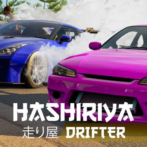 Hashiriya Drifter Mod APK 1.8.55