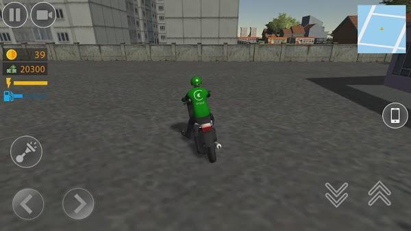 ojol the game mod mod apk