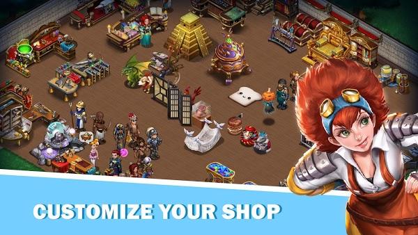 shop heroes apk free download