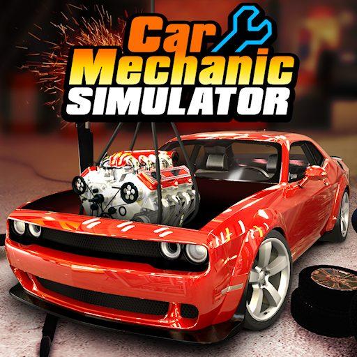 Car Mechanic Simulator Mod APK 2.1.28 (Unlimited money)