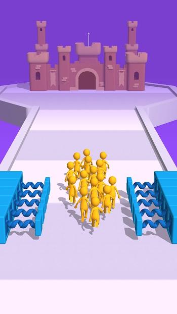 join clash 3d mod apk unlimited money free download latest version