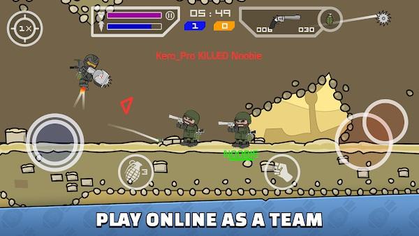 mini militia apk latest version