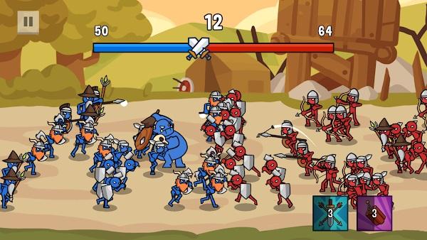 stick wars 2 apk