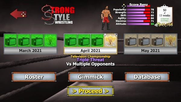 wrestling empire apk free download