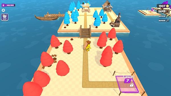 craft island apk free download