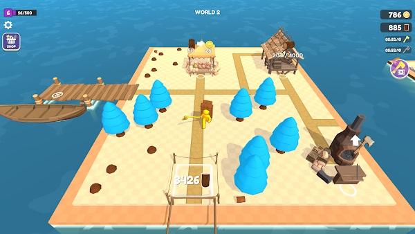 craft island apk latest version