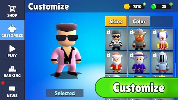 stumble guys mod apk new update