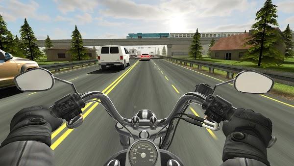 traffic rider mod apk all bikes unlocked free download latest version
